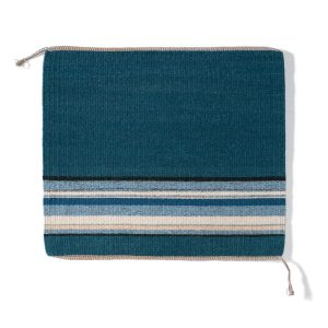 Regina Design Little Stripe handwoven wool rug
