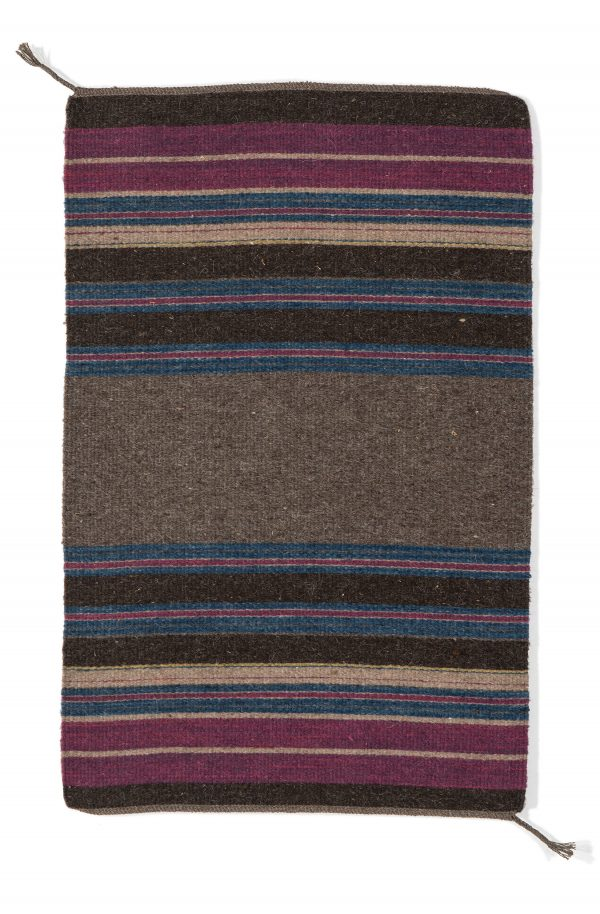 Regina Design Edo handwoven table runner.