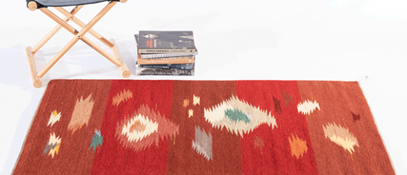 Regina Design Red My Mind. 10 Reasons to buy a rug you never throw out