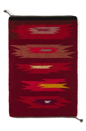 Regina Design Red Starlight rug