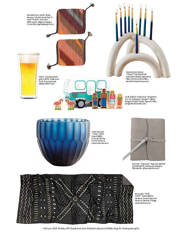 805 Living Holiday Gift Guide Page 83