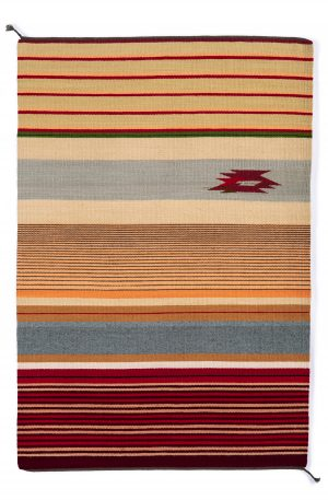 Regina Design Just Stripes handwoven rug